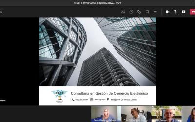 Hoy viernes 09 de abril, CGCE continua con su ciclo de Charlas online cerradas explicativas e informativas sobre el nuevo escenario luego del término de los Convenios Marcos.